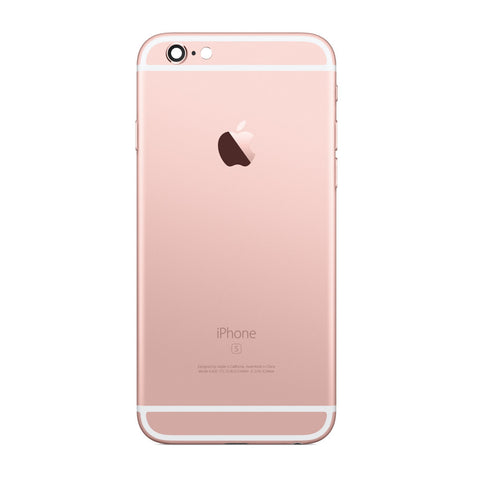 iPhone 6S PLUS Back Cover Rückseite Gehäuse rose gold