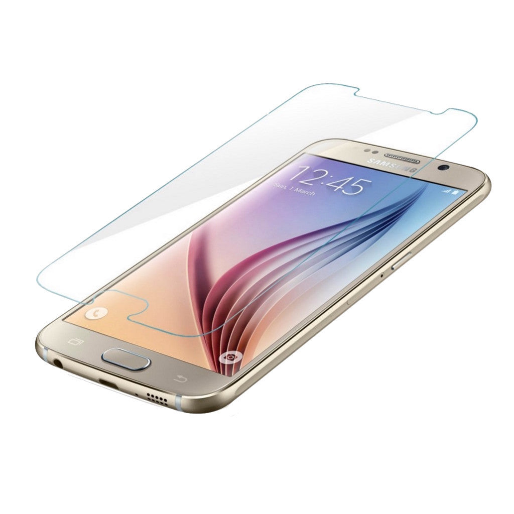 Samsung G920F Galaxy S6 Displayschutzfolie Hartglas 0.26mm - von SupplyRevolution