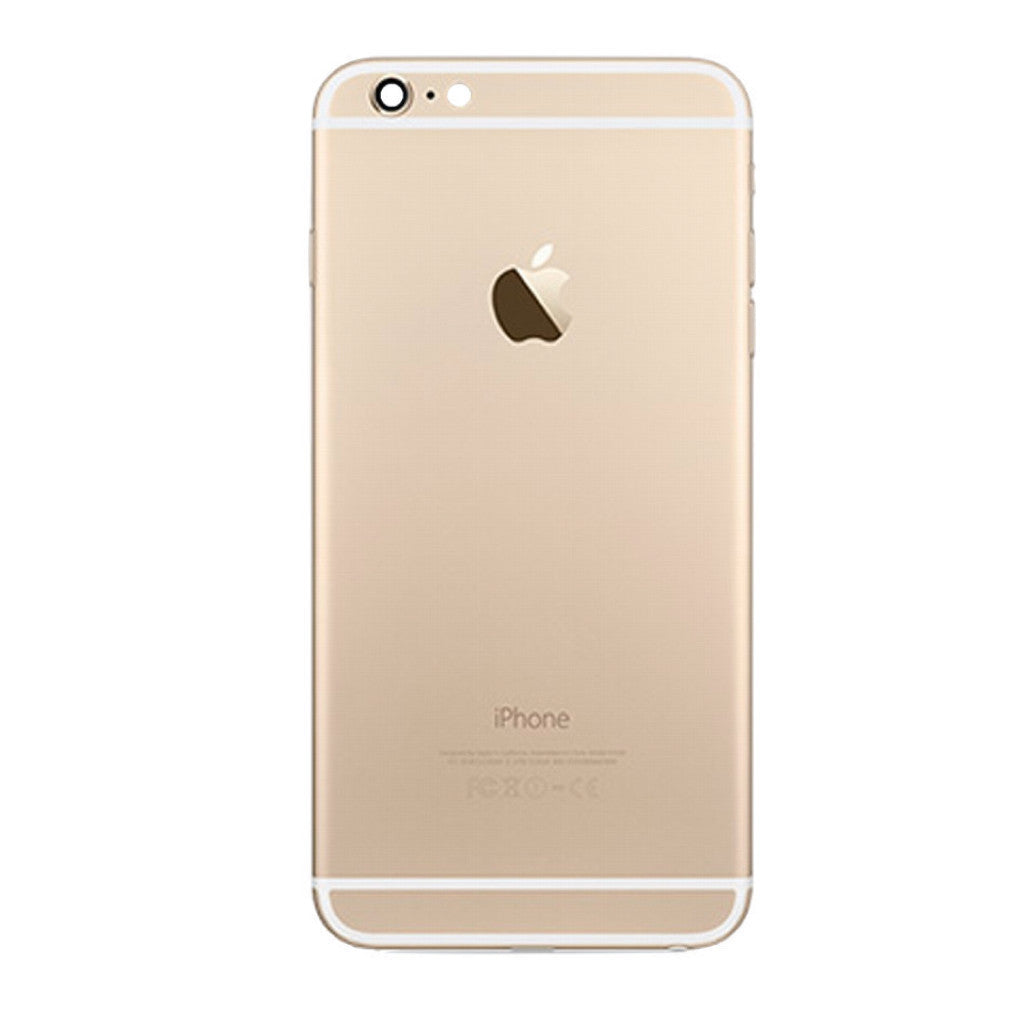 iPhone 6 PLUS Back Cover Rückseite Gehäuse gold - von SupplyRevolution
