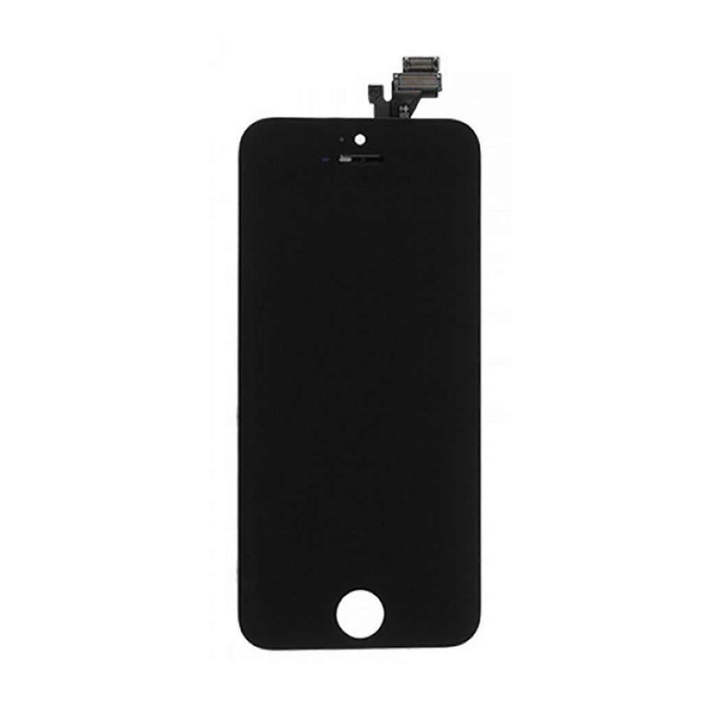 iPhone 5 LCD Digitizer Display schwarz - von SupplyRevolution