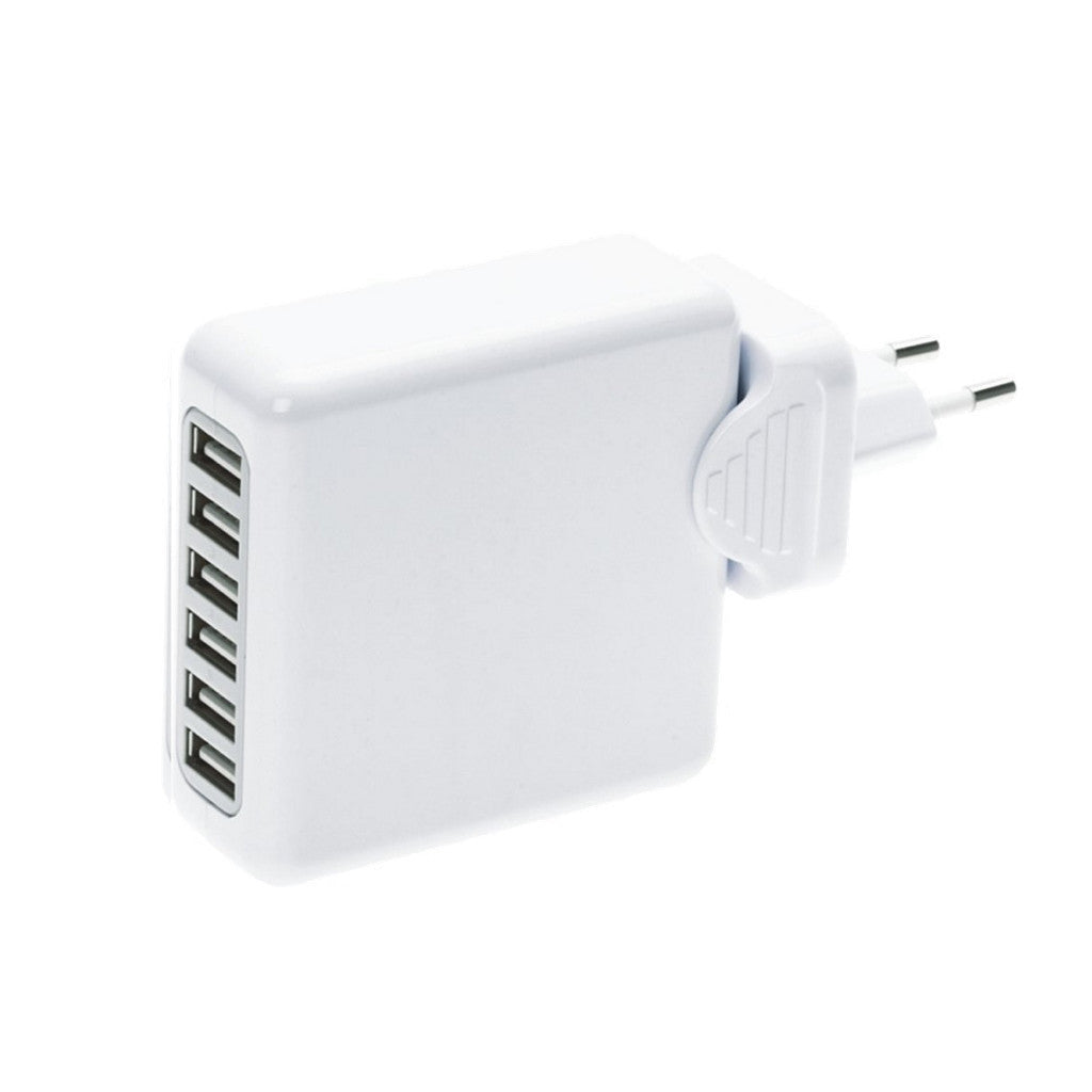 USB Adapter mit 6 Ports - von SupplyRevolution