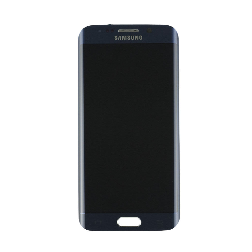 Samsung G925F Galaxy S6 Edge LCD Digitizer Display schwarz - von SupplyRevolution