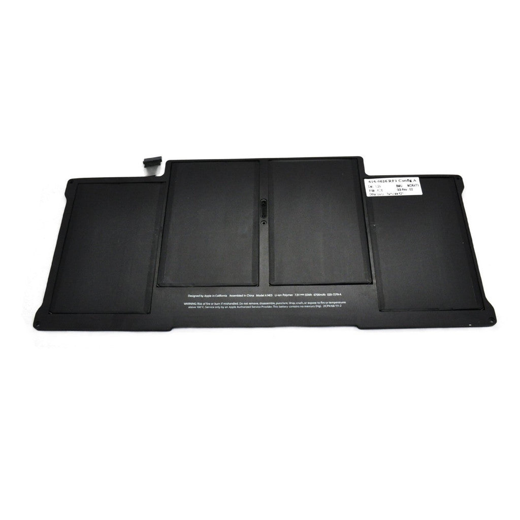 "A1405 MacBook Air 13""  Batterie Ersatz-Akku - von SupplyRevolution"