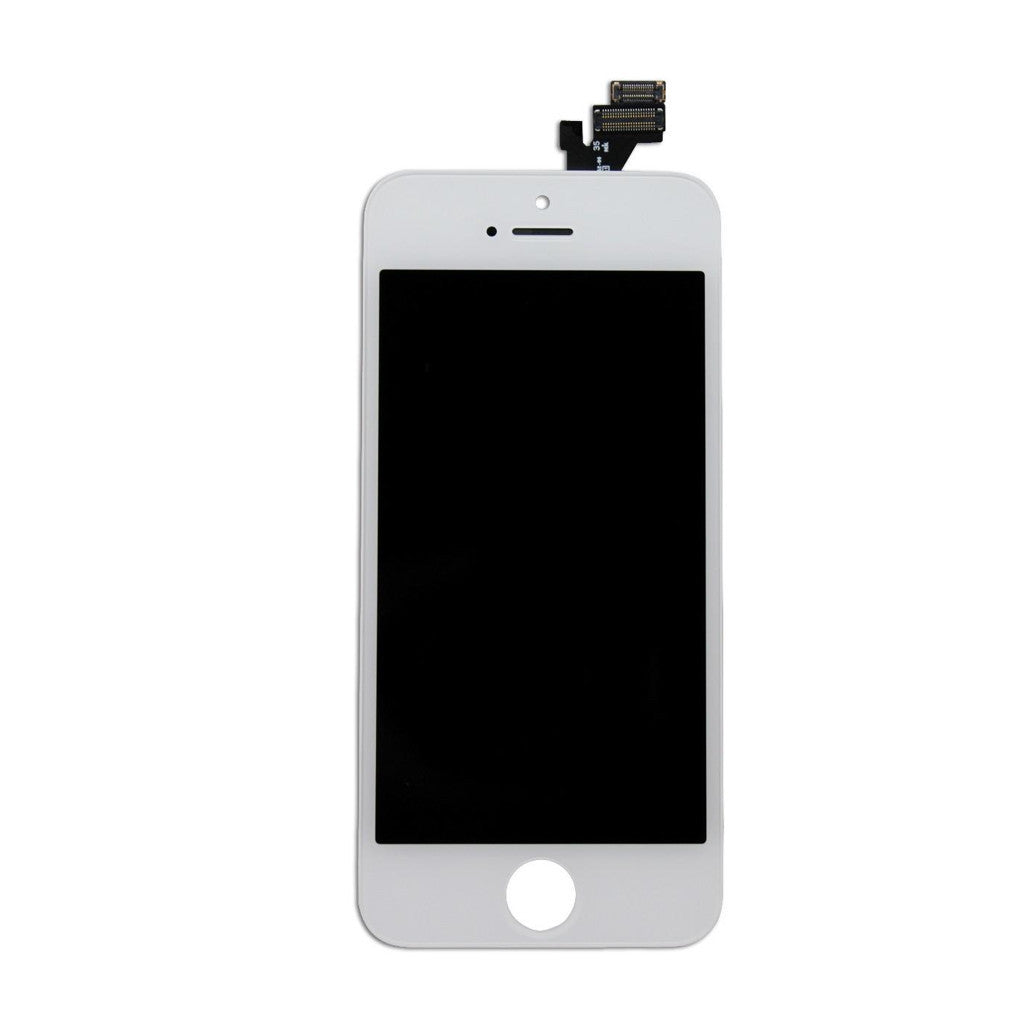 iPhone 5 LCD Digitizer Display weiss - von SupplyRevolution