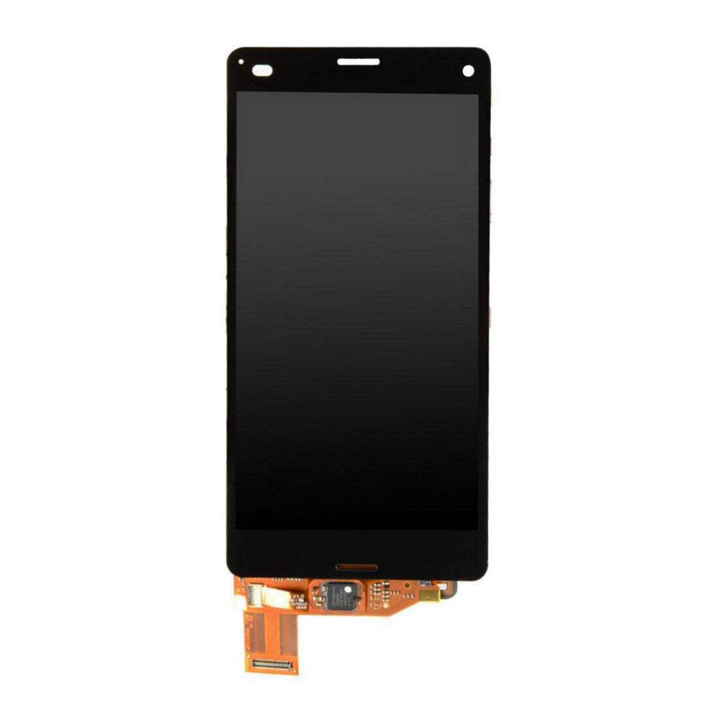Sony Xperia Z3 Compact LCD Digitizer Display schwarz - von SupplyRevolution