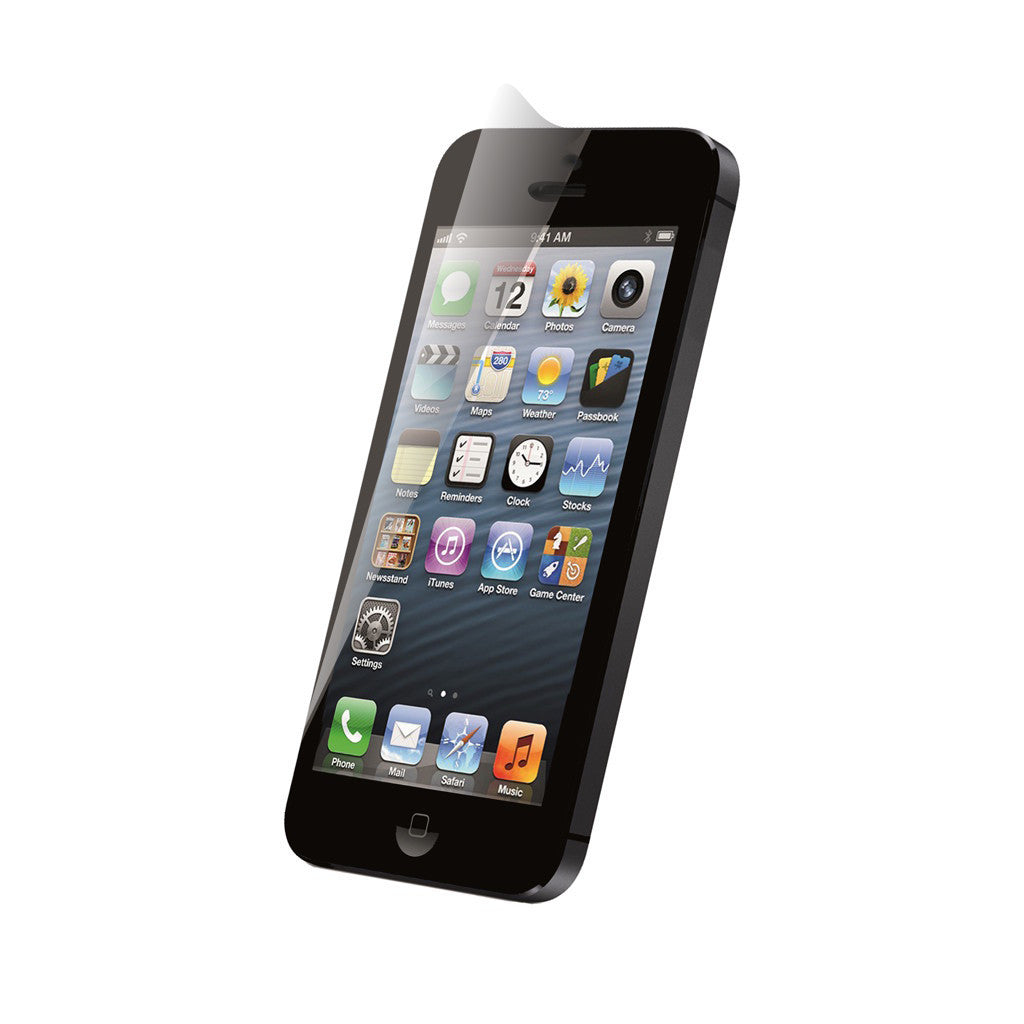 iPhone 5S/5C/5SE/5 Displayschutzfolie - von SupplyRevolution