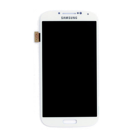 Samsung i9505 Galaxy S4 LCD Digitizer Display weiss