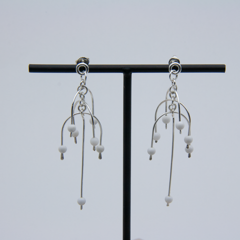 CHANDELIER EARRINGS - JewellerAJGreen