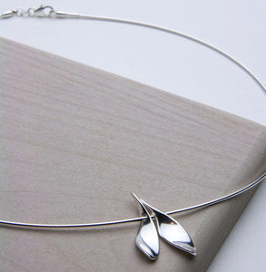DOUBLE DROP NECKLACE - JewellerAJGreen