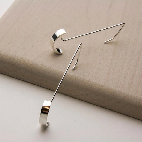 DOC LONG EARRING - JewellerAJGreen