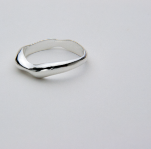 RIPPLE RING - Stack them Up! - JewellerAJGreen