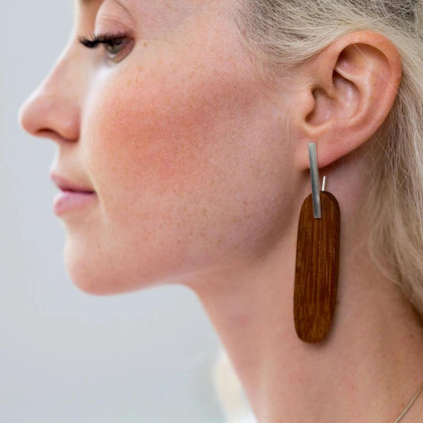 BOULDER EARRINGS - JewellerAJGreen