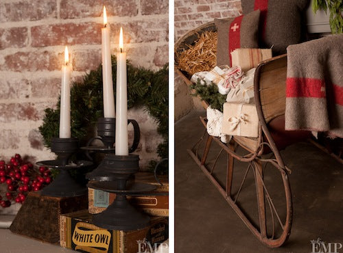 Seven Decorating Tips for a Festive Holiday Mantel
