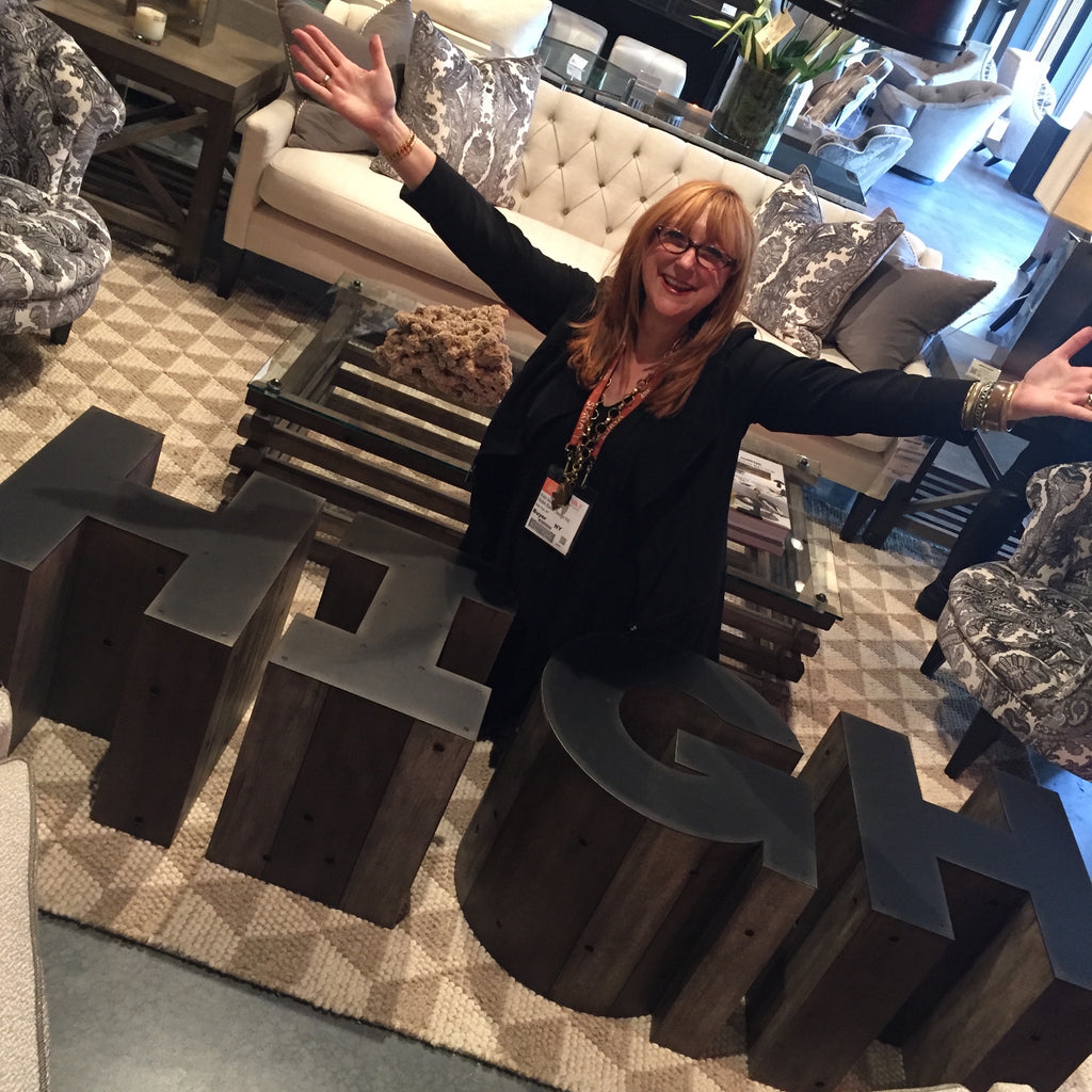 Explore the styles of Spring Market with Me! High Point Market Design Bloggers Spring Tour 2016