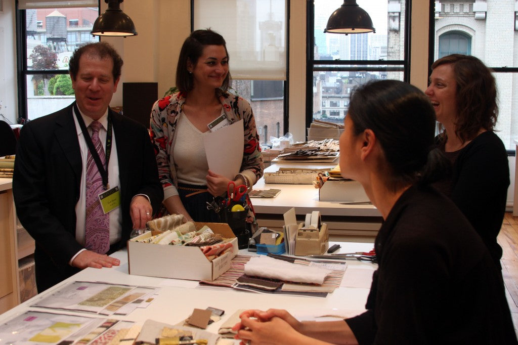 Behind the Scenes at Kravet