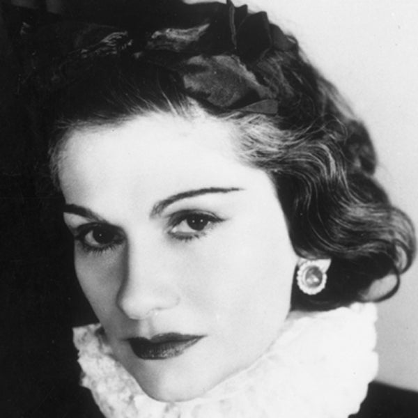 Fab Friday Icons: Coco Chanel