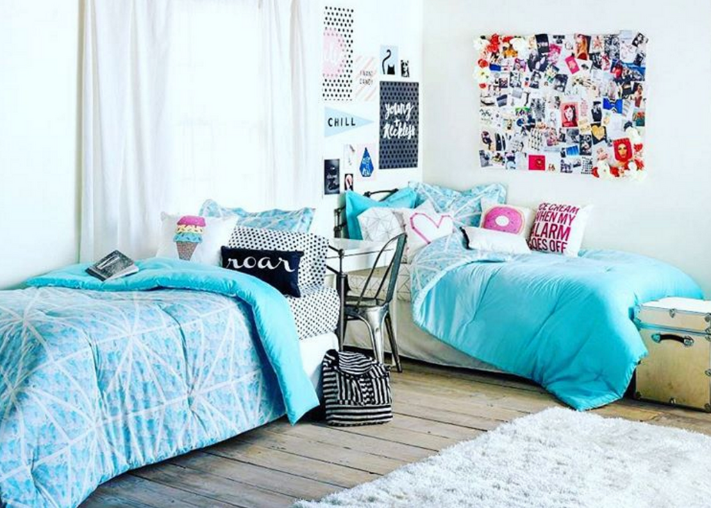 5 Dorm Room Decor Inspirations from Instagram