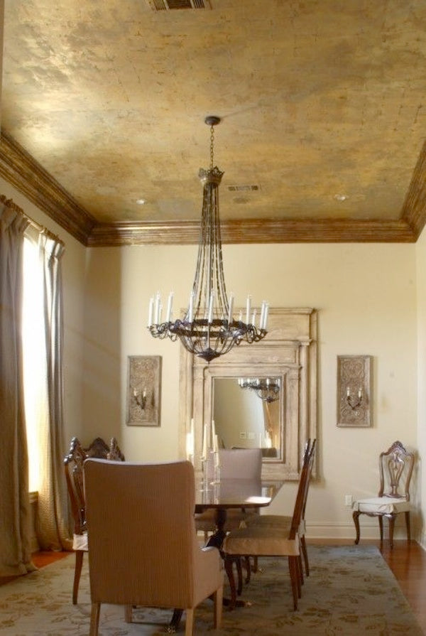 Drama Aloft: Top Picks for Painted Ceilings