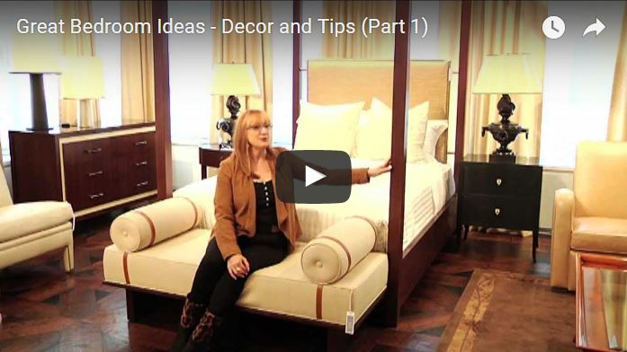 Decorating the Bedroom: Tips of the Trade