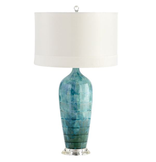 Product of The Week: Watercolor Table Lamp
