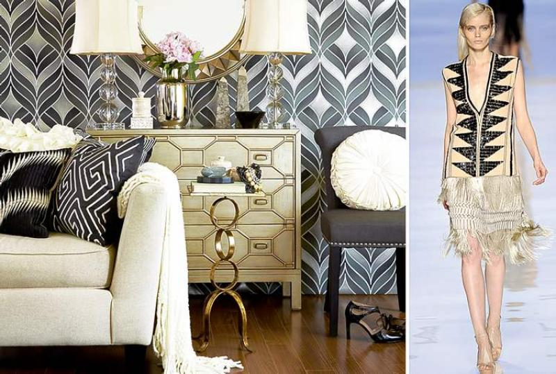 Fashion Inspired Home Decor
