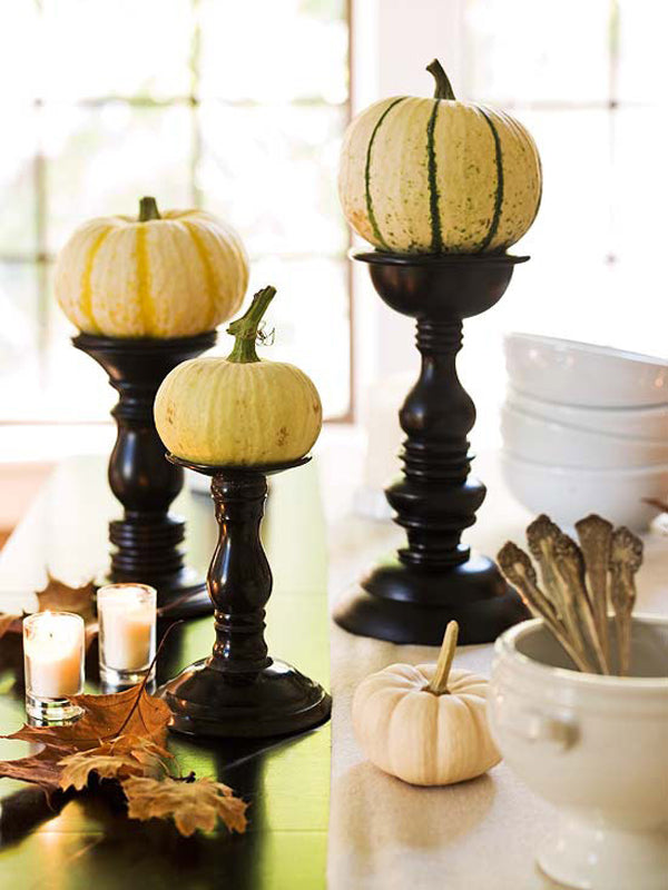 Enter My Fab Fall Pumpkin Centerpiece Pinterest Contest!