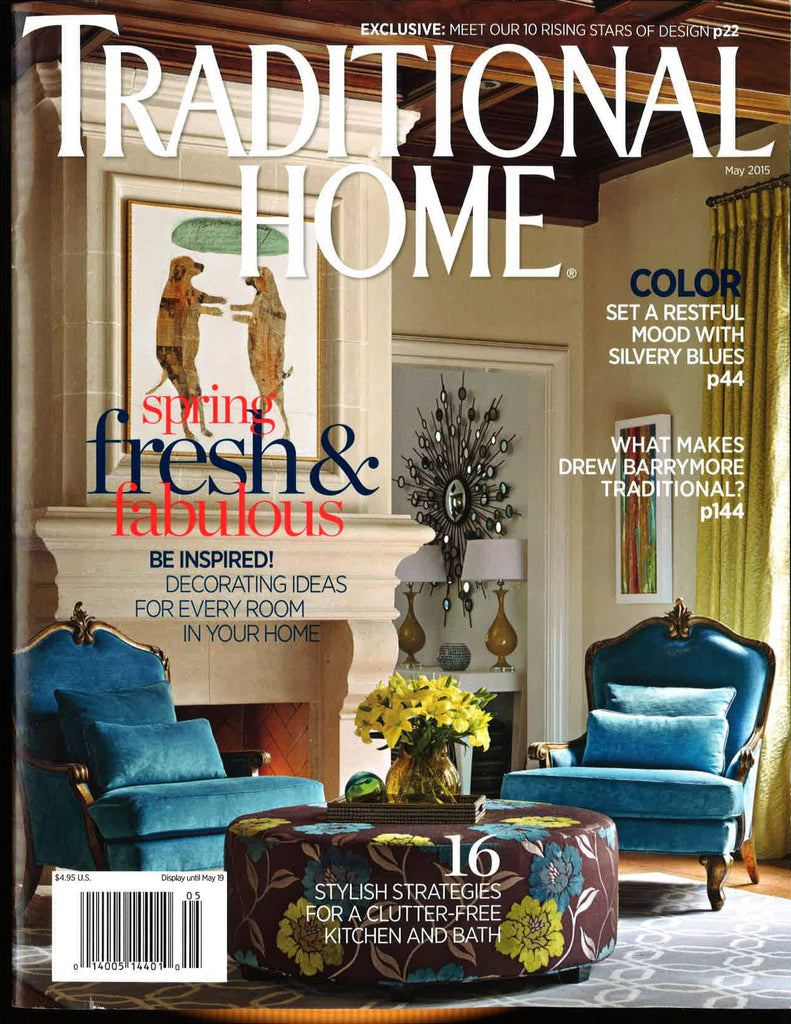 Media: Traditional Home Magazine