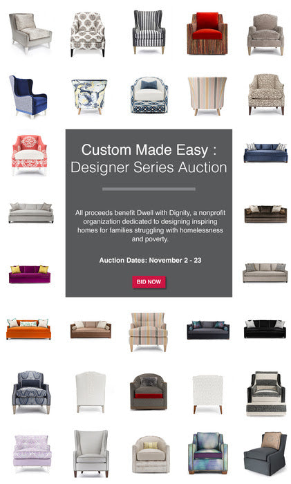 Fab Event: Robert Allen Dwell with Dignity Auction Going Live Today!