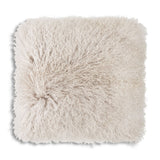 Light Beige Shores Pillow