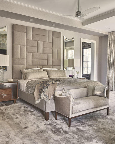 Robin Baron Design Tranquil Bedroom
