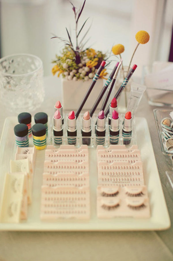 Simplifying Life: Organize Your Beauty Products