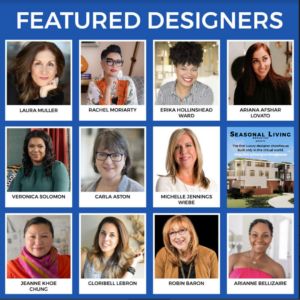 The Future of Luxury Designer Showhouses is HERE! - Featured Designers