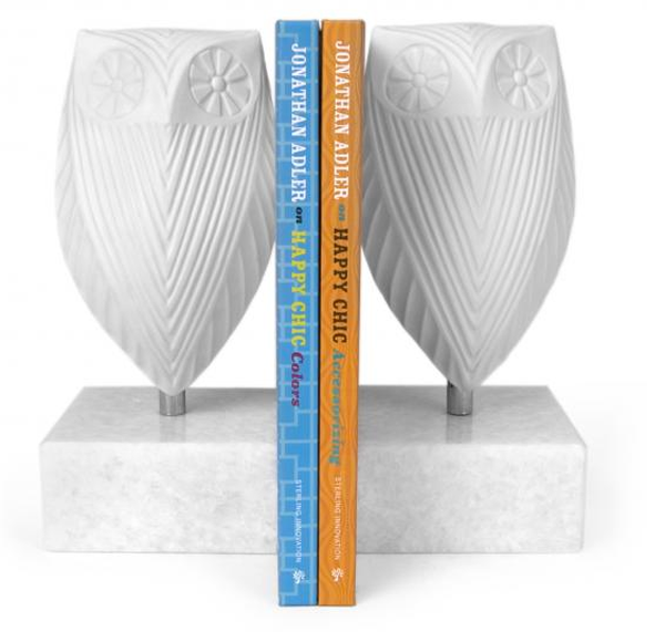 Chic bookends