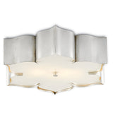 Water Lily Flush Mount