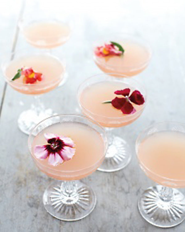 Simplifying Delicious: Fab Spring Cocktails