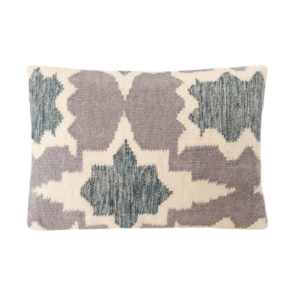 Lupite Handwoven Printed Pillow