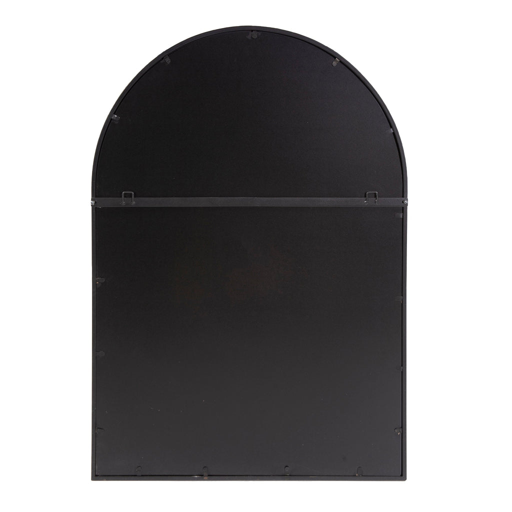 Tailored Oil-Rubbed Bronze Mirror, back view