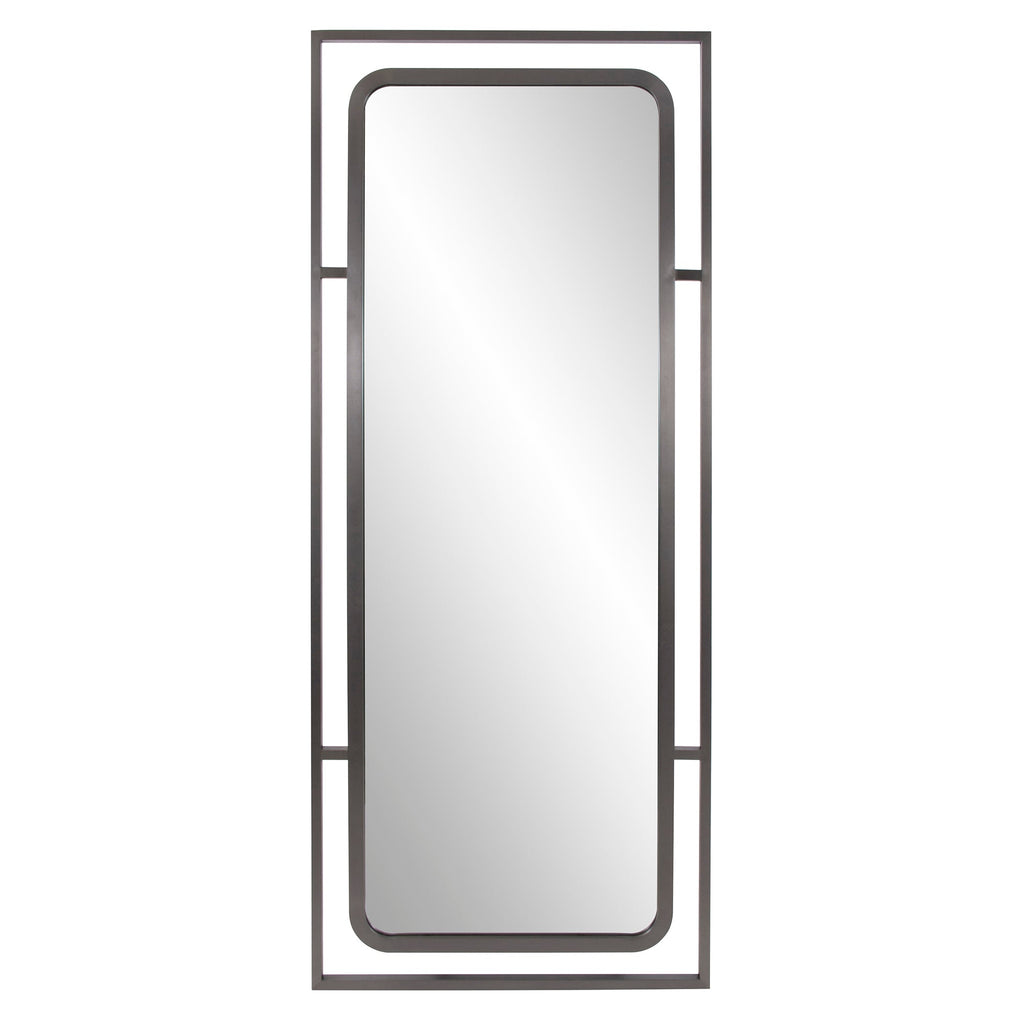 Super Mirror, vertical front view