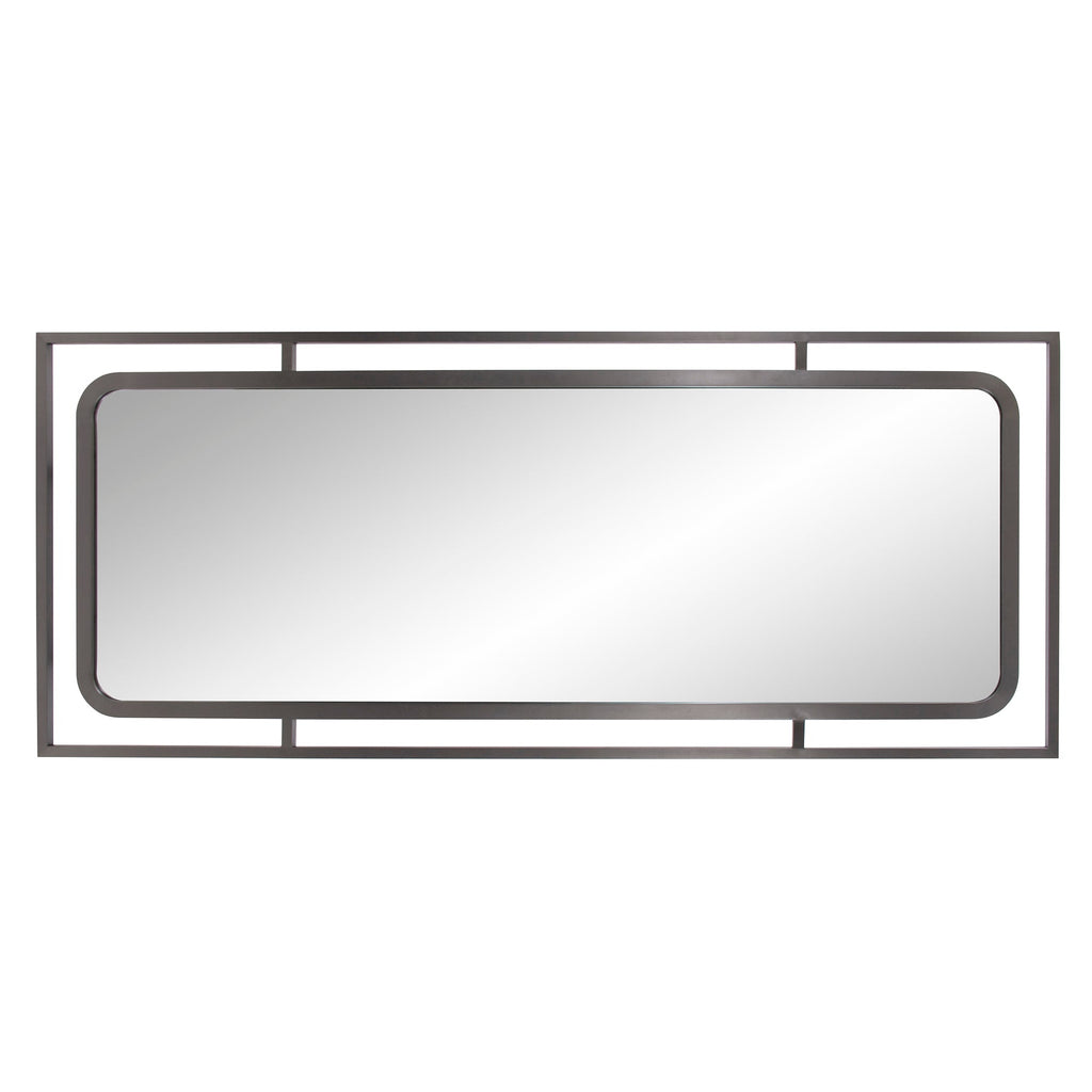 Superb Mirror, horizontal front view