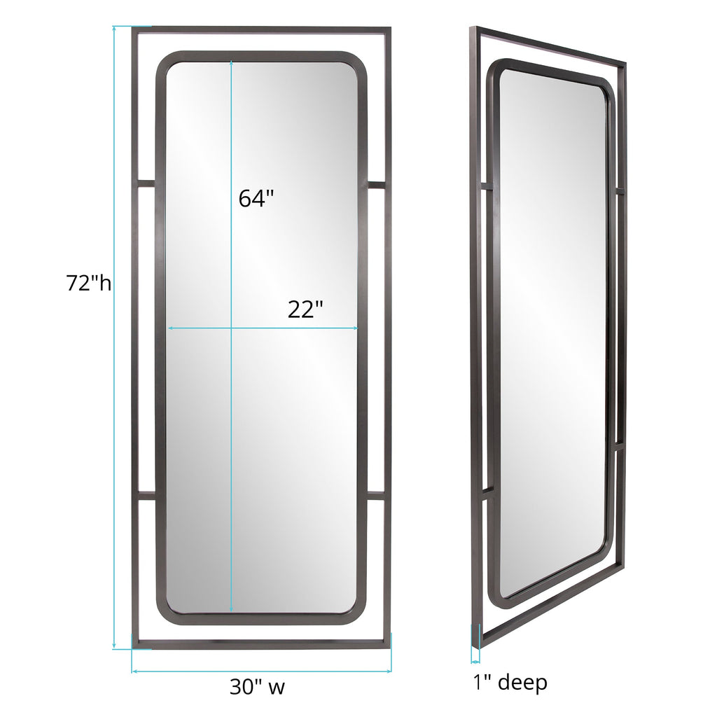 Superb Mirror, dimensions and measurements