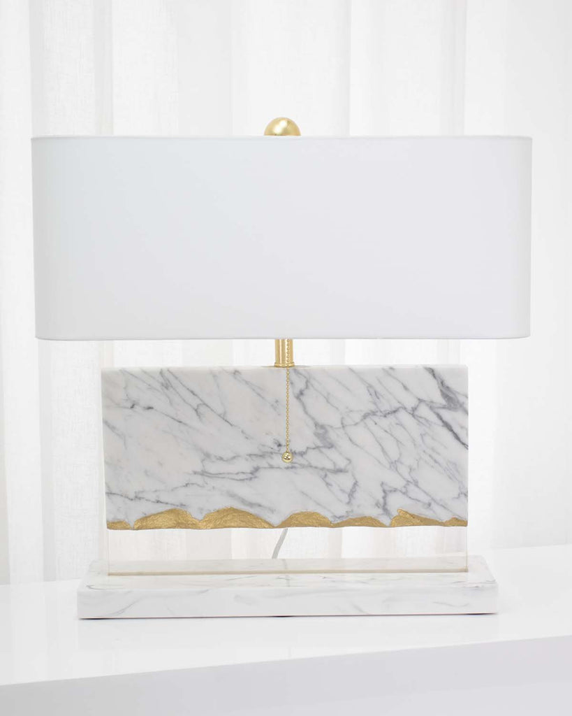 Flotteur Table Lamp, front view
