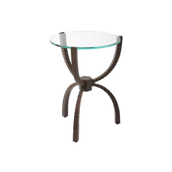 Teck Accent Table, front view