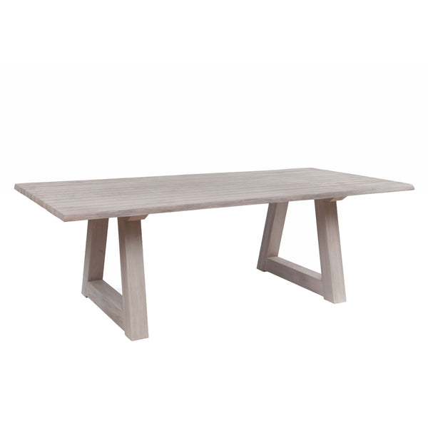 Small Juliet Dining Table, angled front view