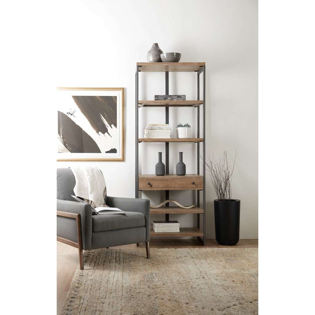 Elbe Bookcase, lifestyle view