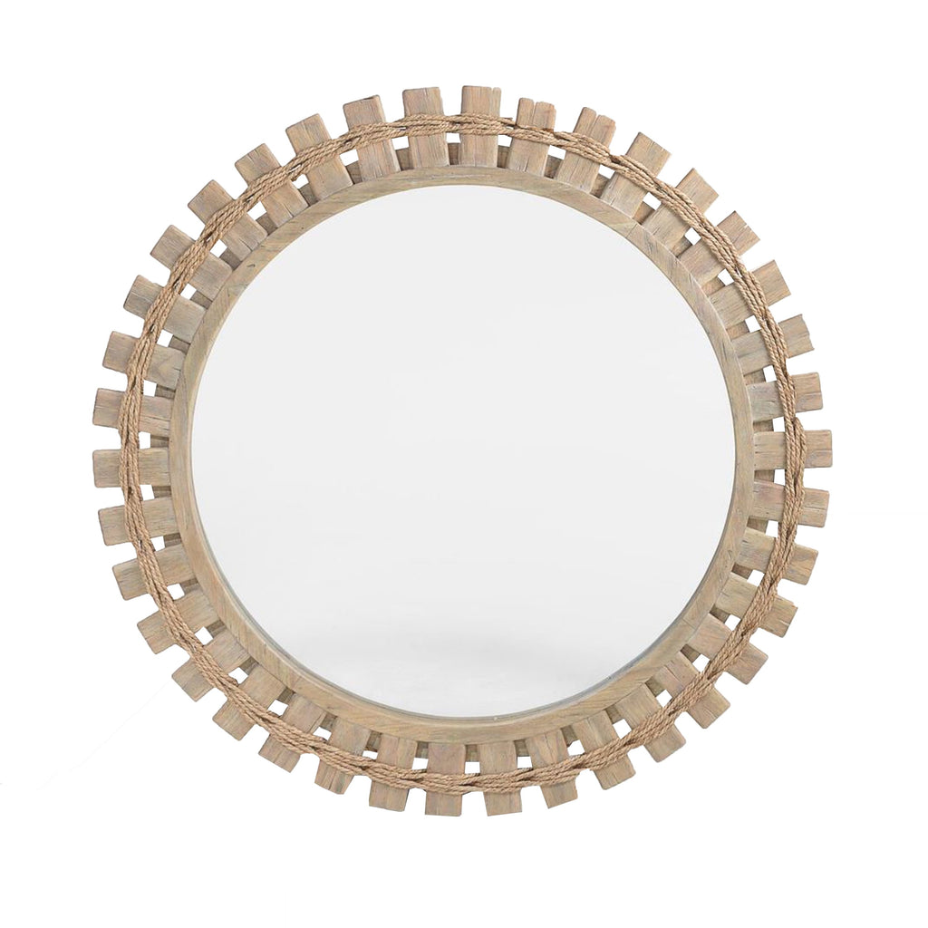 Railroad Mirror, front view