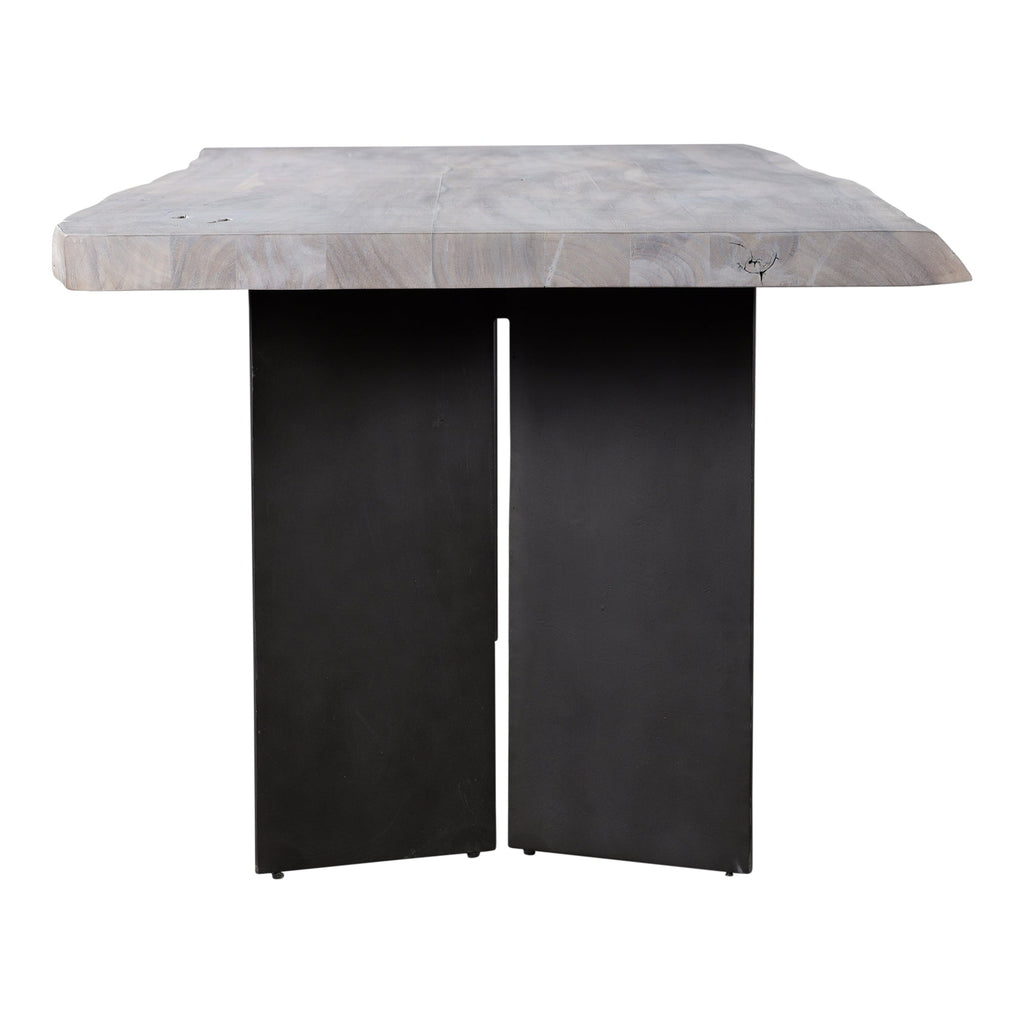 Alina Dining Table, side view