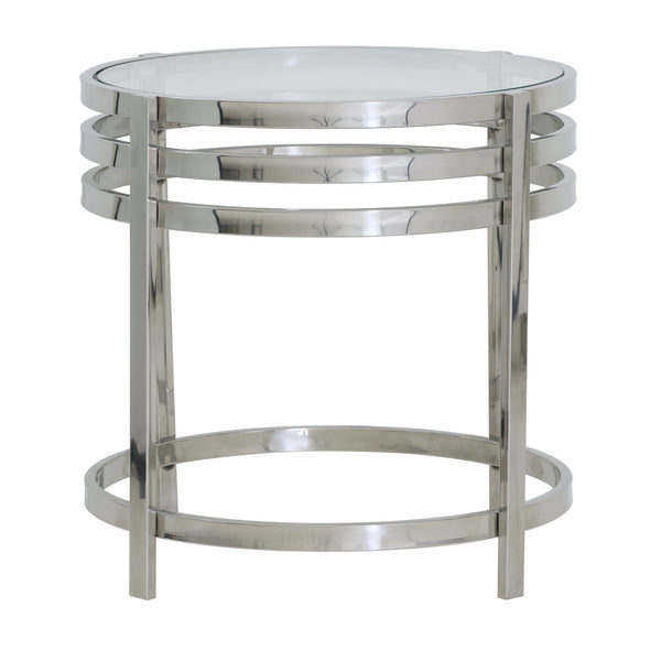 Mikky Side Table, side view