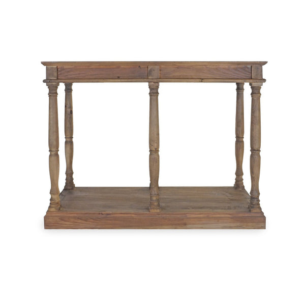 Sail Console Table, front view
