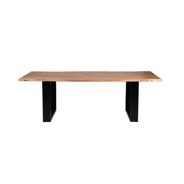 Elama Dining Table, front view