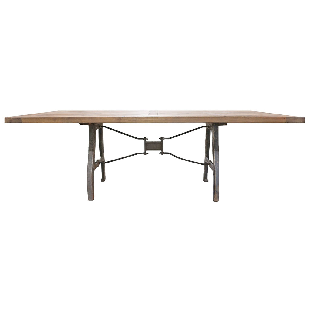 Masin Dining Table, front view